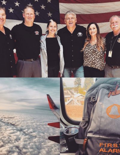 First Alarm Wellness team members travel where they're needed
